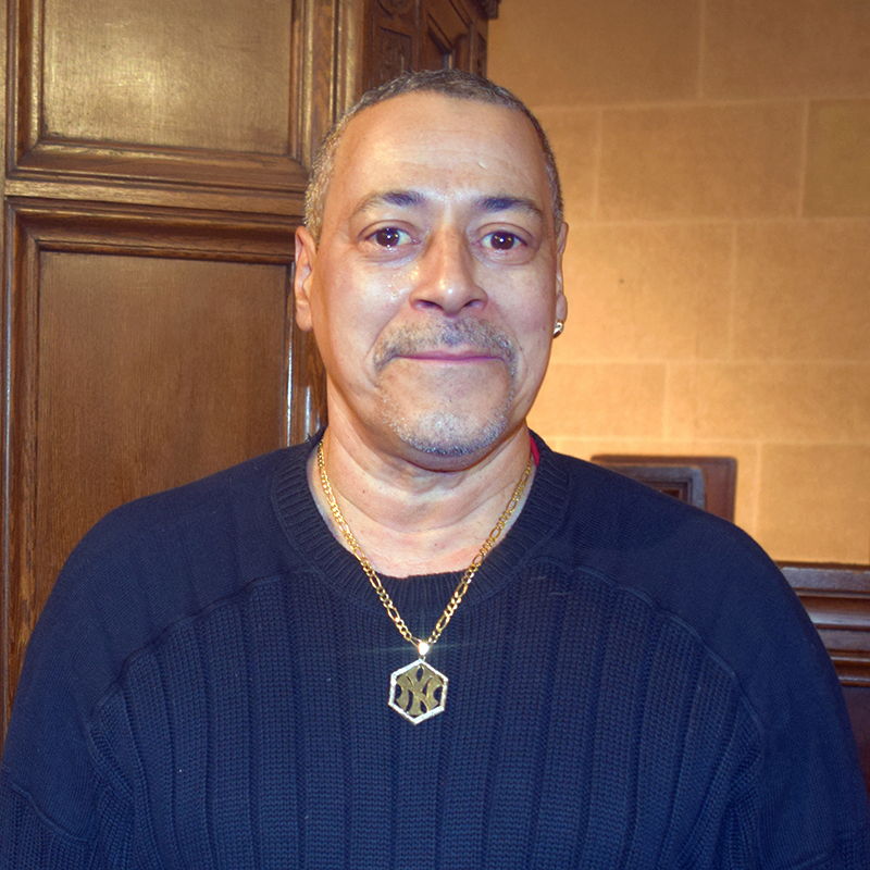 Hector Morales, Custodian